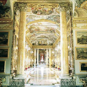 The Colonna Gallery, Great Hall