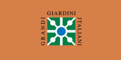 Grandi Giardini Italiani, logo