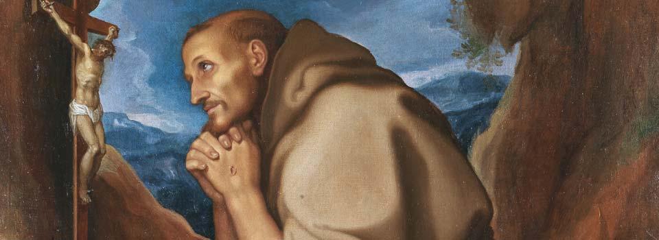 Guido-Reni-S.-Francesco-in-preghiera-sala-Grande