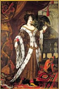 Maria Mancini Colonna ( 1639-1716 ) niece of Cardinal Mazzarino