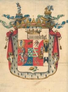 Palazzo Borromeo stemma