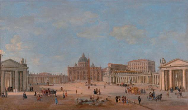 la Basilica di S.Pietro