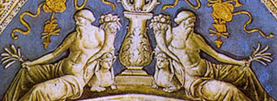 Particolare-Affresco-del-Pinturicchio-Sala-della-Fontana