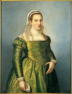 Vittoria Colonna (1492 – 1547 ) Poetess and friend to Michelangelo