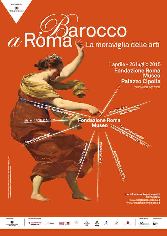 locandina Barocco a Roma