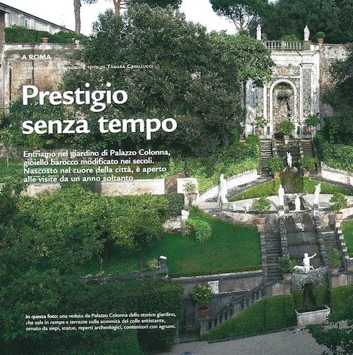 Gardenia: prestigio senza tempo