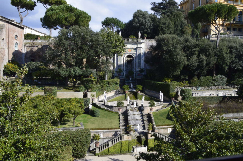 Giardini Palazzo Colonna