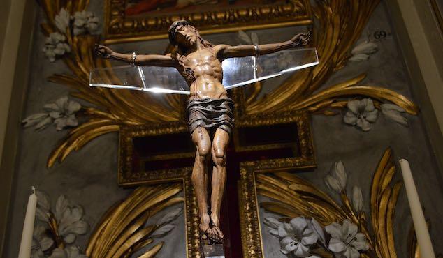 Cappella-Crocifisso-news