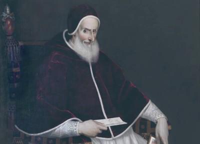 Scipione Pulzone - Ritratto di San Pio V Ghislieri-news