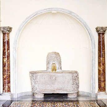 Salle du Mascaron
