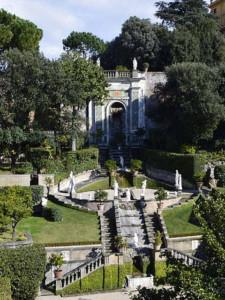 Giardini Palazzo Colonna - 1